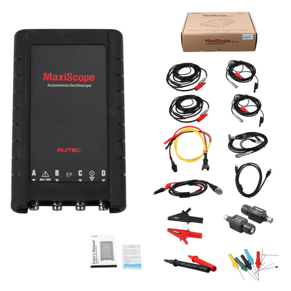 Autel MP408 Basic MaxiScope 4-Channel Digital Oscilloscope