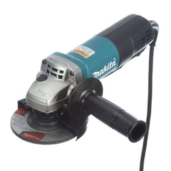 Makita 7.5 Amp 4-1/2 in. Paddle Switch Angle Grinder 9557PB