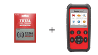 Autel Total Care Program For MS906BT 1 YR Update & Warranty w/AL629 OBD2 Scanner