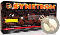 Microflex SY-911-XL Synetron Latex Gloves Disposable Extended Cuff Exam Grade XL