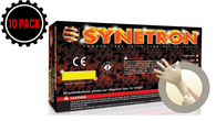 Microflex SY-911-XL Synetron Latex Gloves Extended Cuff Exam Grade XL (10 PACK)