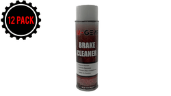 M-GEAR Brake Cleaner Non - Chlorinated 12oz Spray Can 12 PACK (1 CASE)