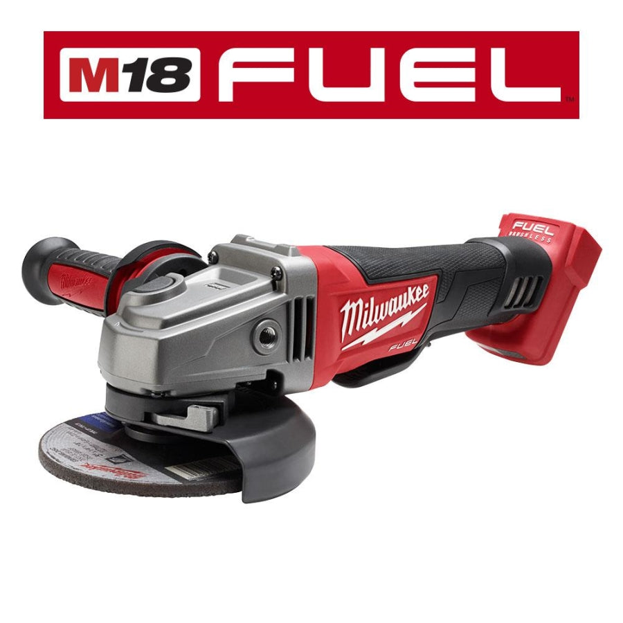 "Milwaukee M18 FUEL 4-1/2"" Grinder with Paddle Switch (Bare Tool) 2780-20"