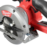 "Milwaukee 2530-20 M12 FUEL 5-3/8"" Circular Saw (Tool-Only) w/16T Carbide-Blade"