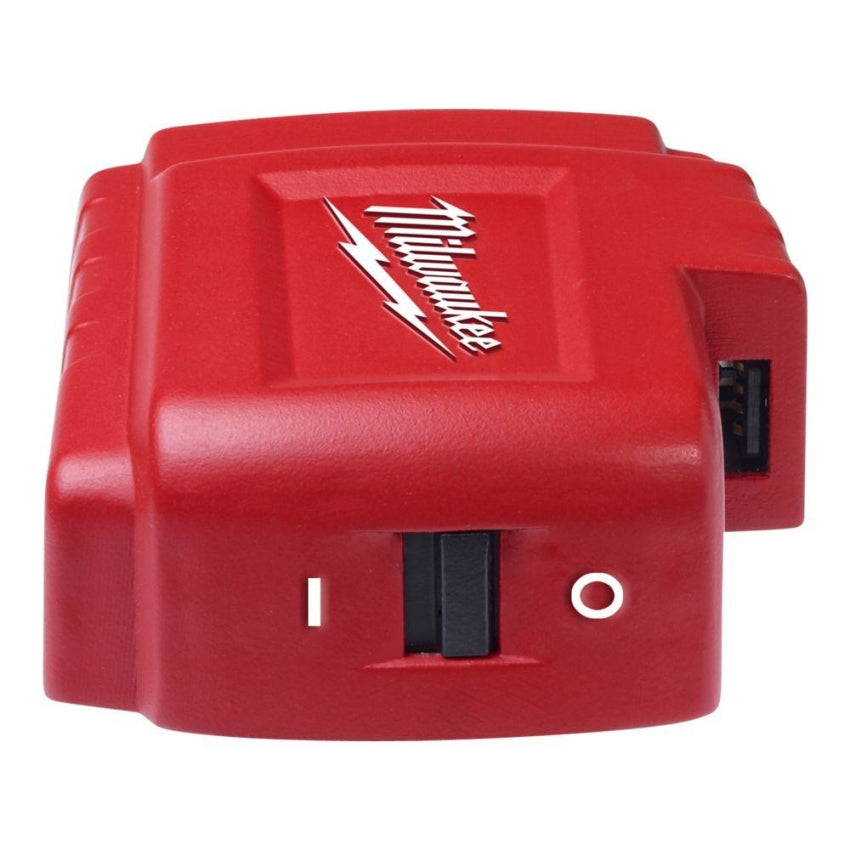 Milwaukee 49-24-2371 M18 Power Source USB Charger (Tool-Only)