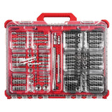 "Milwaukee 48-22-9486 106pc 3/8"" & 1/4"" Drive SAE/Metric Tool Set w/PACKOUT Case"
