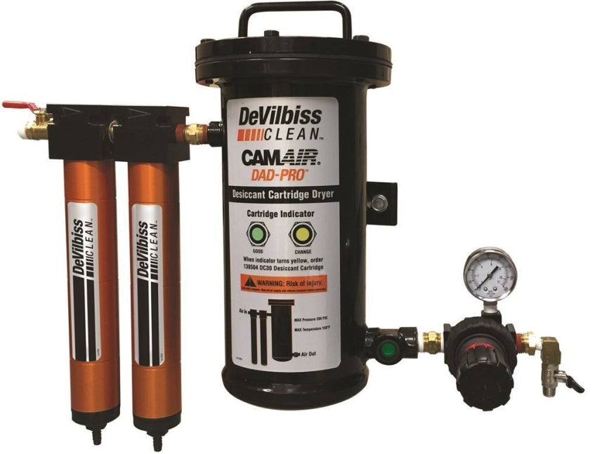 DeVilbiss CamAir DAD-PRO Desiccant Drying System 130546