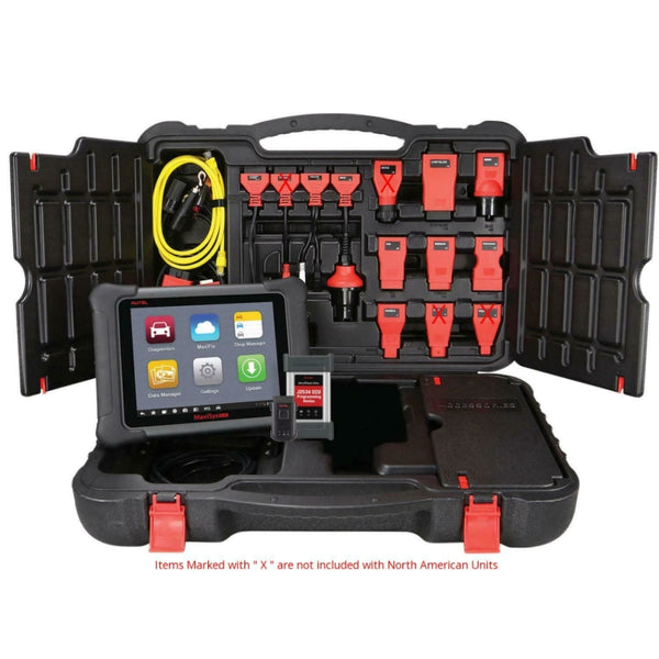 Autel MaxiSys ELITE Diagnostic System w/ J-2534 ECU Programming, U.S. Version