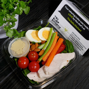 Chicken Protein Box