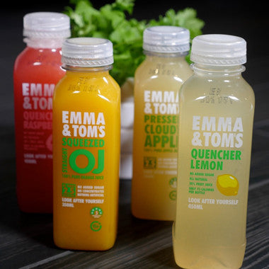 Emma & Tom's Juices – Assorted