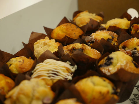Mini-Muffin Box (Serves 10 - 15)