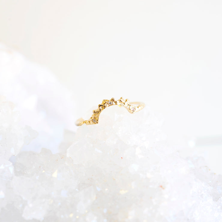 Arch Ring - Gold