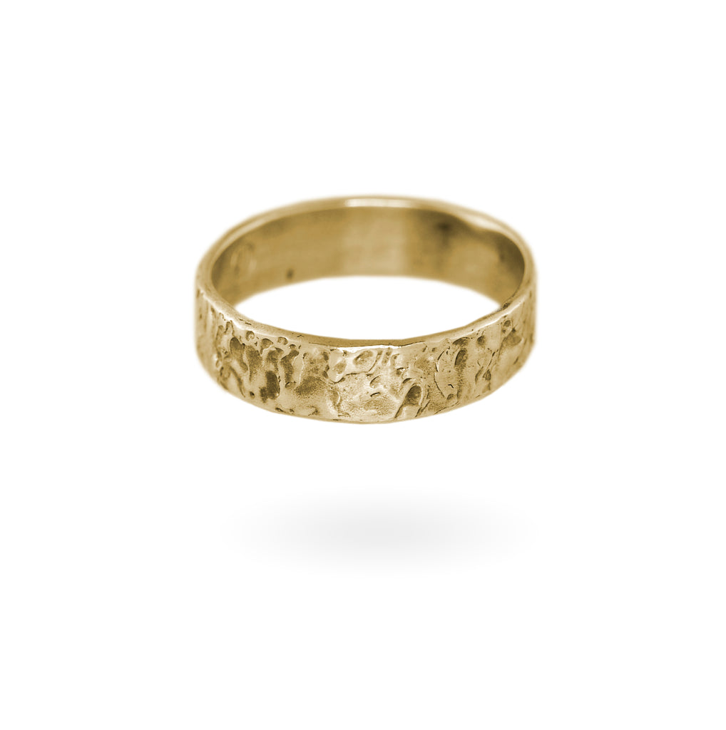 Swell Band - 14k Gold