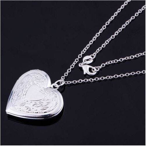 Heart necklace-Pendant-Orizzon Store