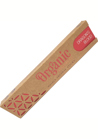 Organic Goodness Incense Dragons Blood