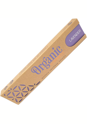 Organic Goodness Incense Lavender