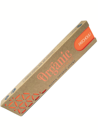 Organic Goodness Incense Patchouli