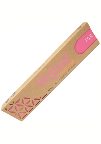 Organic Goodness Incense Rose