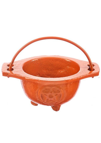Orange Cauldron