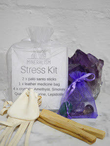 Stress Kit - crystal pack
