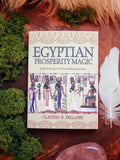 Egyptian Prosperity Magic book