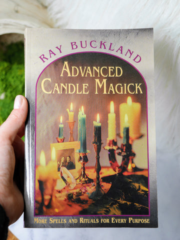 Advanced Candle Magick book