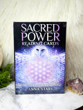 Sacred Power - reading cards