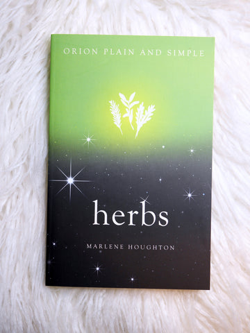 Herbs , Orion plain and simple