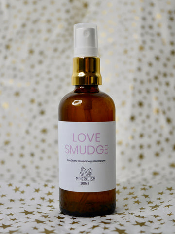 Love Smudge spray 100ml