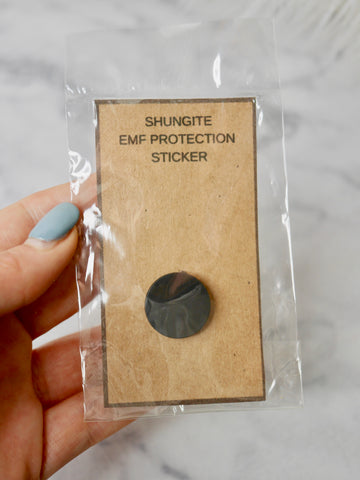Shungite EMF sticker