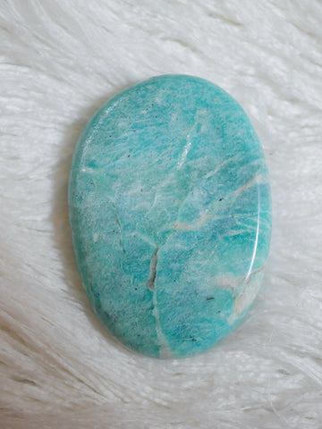 XL Amazonite Palmstone