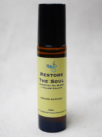Restore The Soul - Essential Oil Roll On