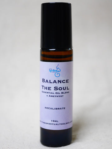 Balance The Soul - Essential Oil Roll On