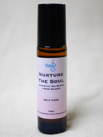 Nurture The Soul - Essential Oil Roll On