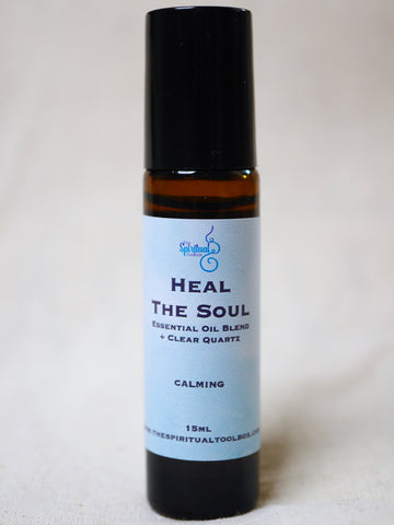 Heal The Soul - Essential Oil Roll On