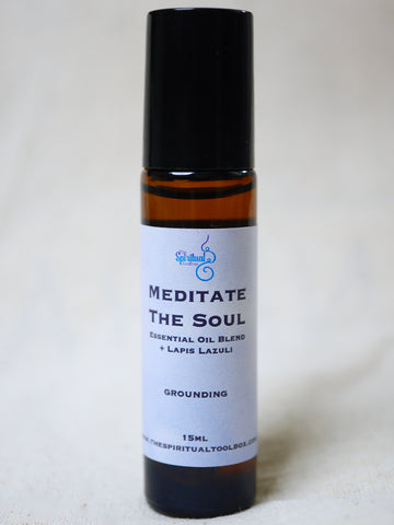 Meditate The Soul - Essential Oil Roll On