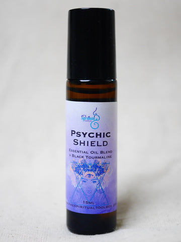 Psychic Shield - Essential Oil Roll On
