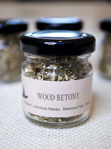 Wood Betony Jar