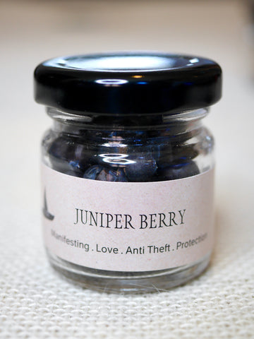 Juniper Berries Jar