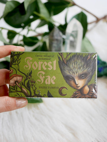 Forest Fae Cards