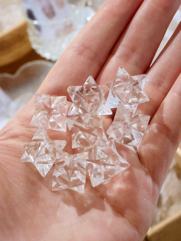 Quartz Merkabah Small