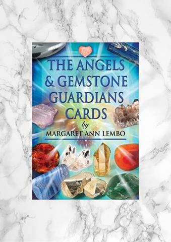 The Angels and Gemstone Guardian Cards