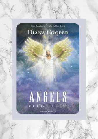 Angels Of Light Cards, 2nd Edition