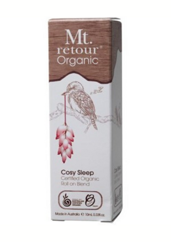 Cosy Sleep Certified Organic Roll On Blend 10ml