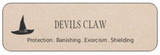 Devil's Claw Jar
