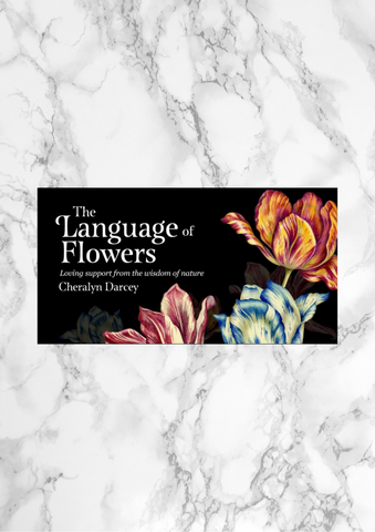 The Language of Flowers Affirmation Cards