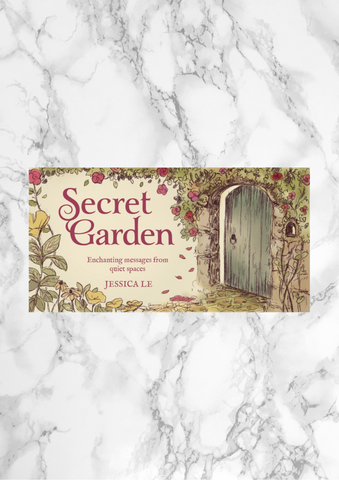 Secret Garden Affirmation Cards