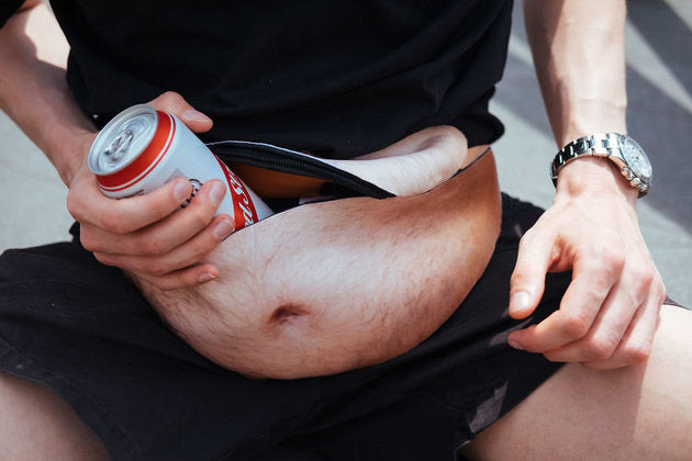 The Dad Bod Fanny Pack No One Asked For