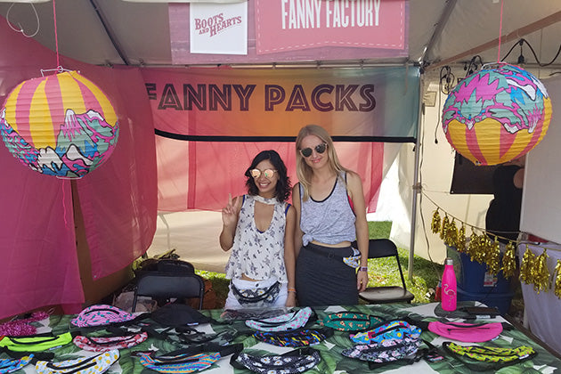 Fanny Factory at Boots and Hearts country music festival