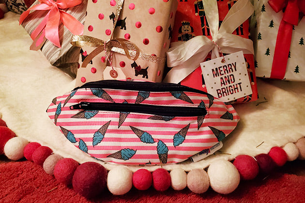 Fanny Pack Christmas Gift from Fanny Factory